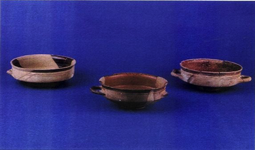 potteries - research in cultural heritage